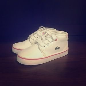 Other - Lascoste toddler sneakers